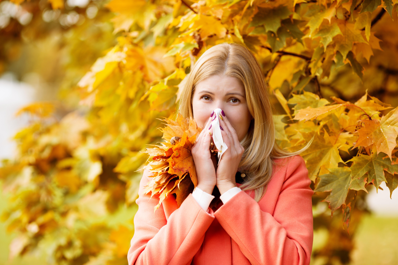 Jesień – trudny czas dla alergików