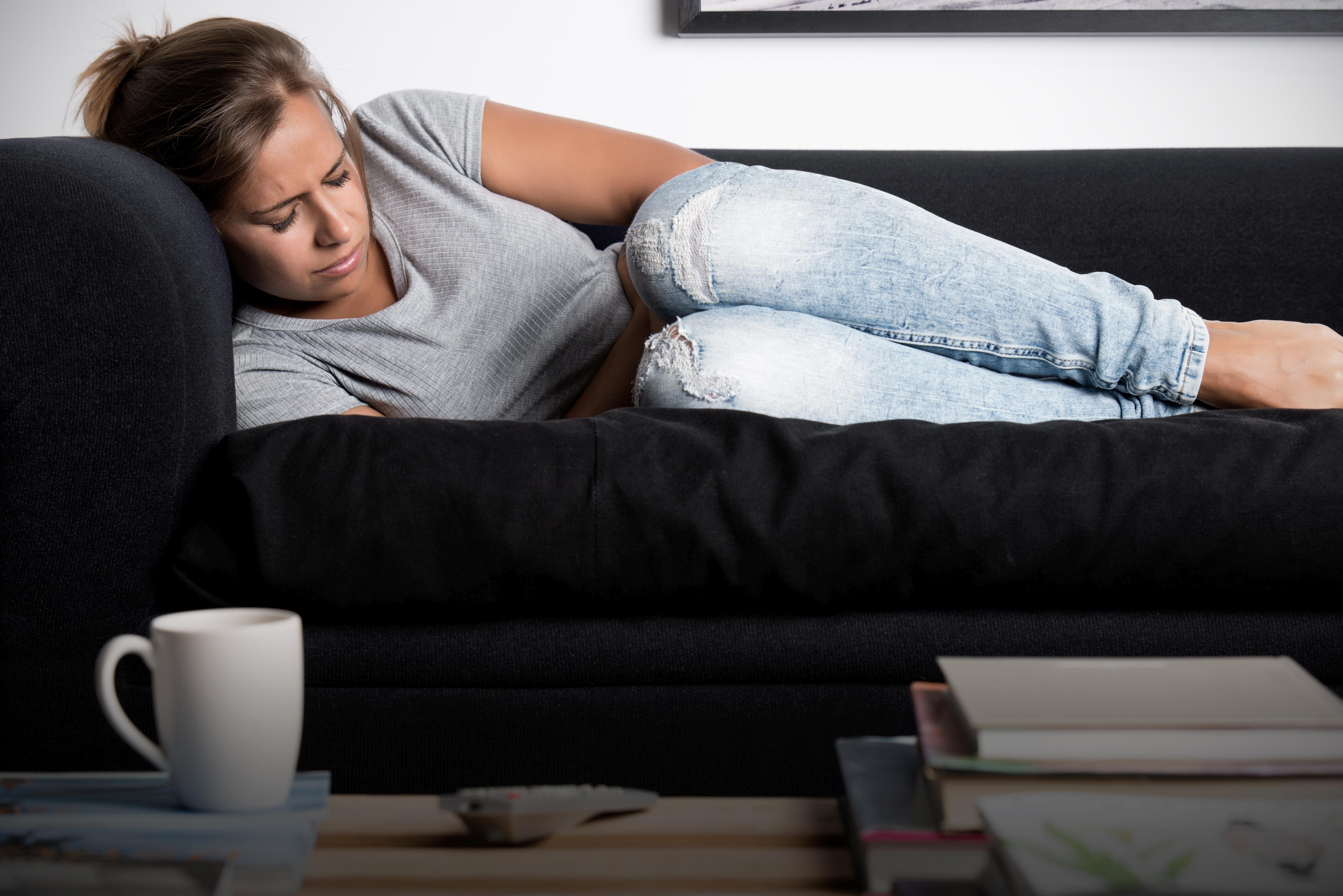 Skuteczne sposoby na bóle brzucha